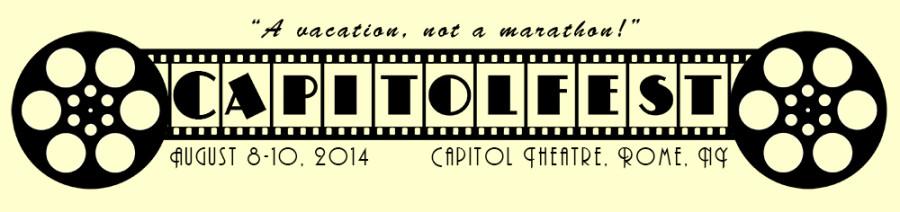 rome ny capitol theatre 2014 capitolfest logo
