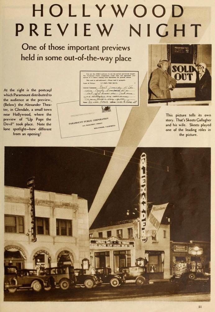 carole lombard modern screen august 1931ba