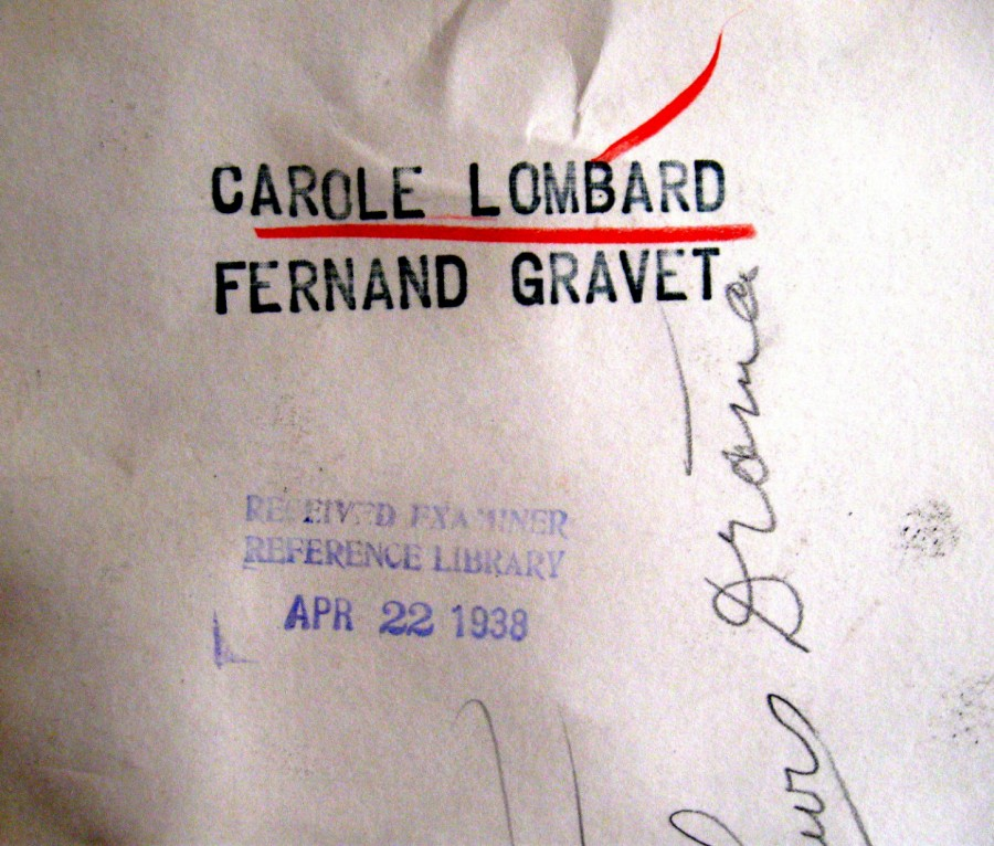carole lombard fools for scandal 46a back