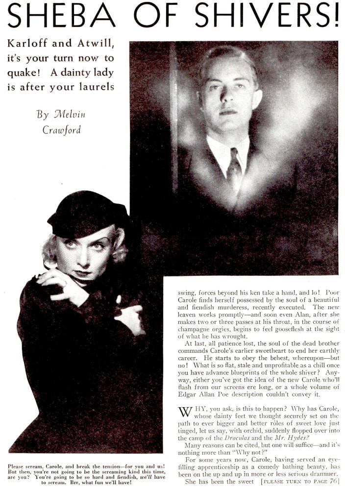 carole lombard shadoplay may 1933ba