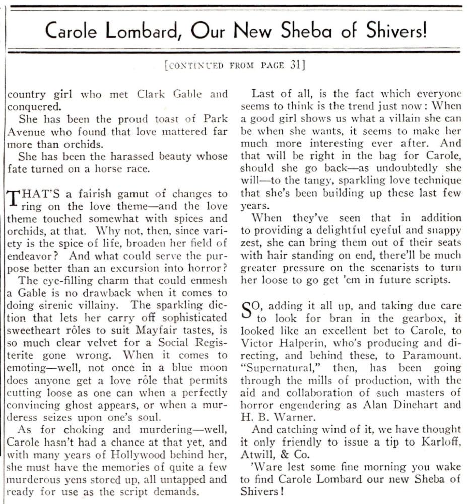 carole lombard shadoplay may 1933ca