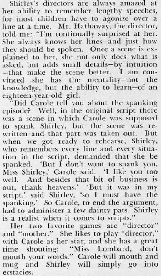 carole lombard silver screen september 1934cb