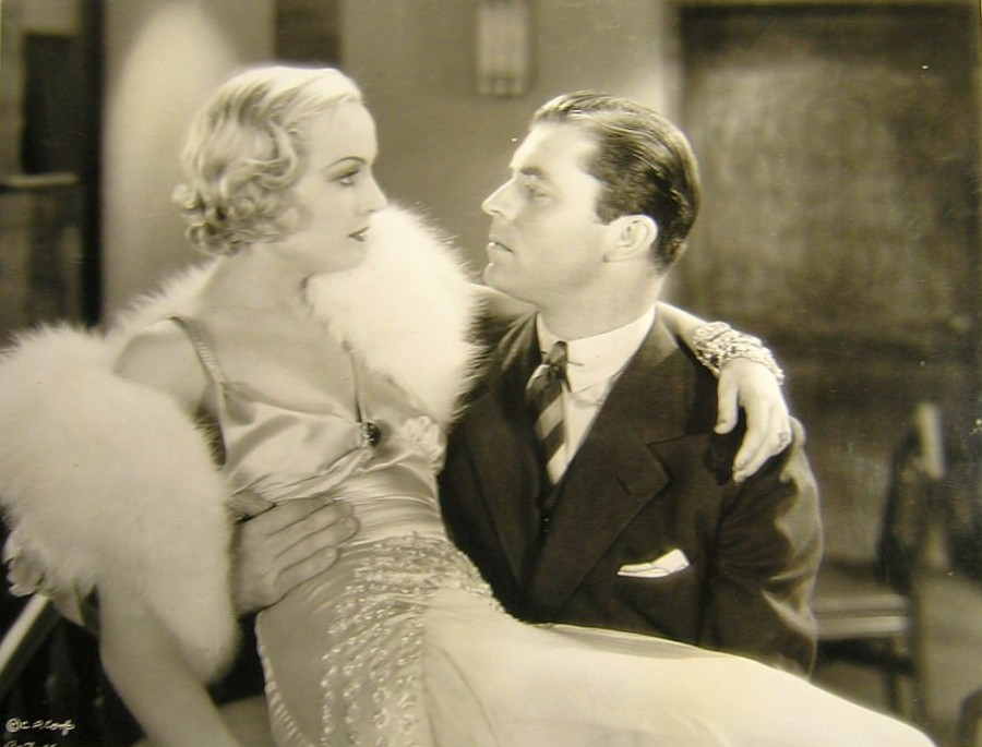 carole lombard no more orchids 10c