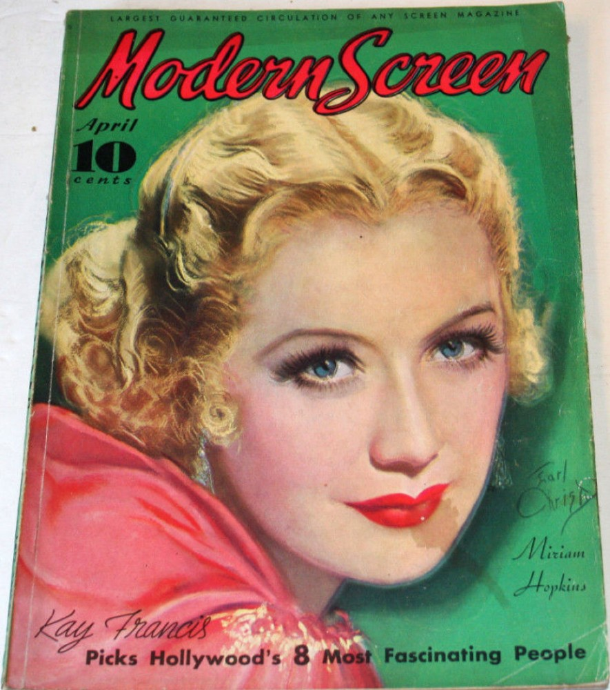 modern screen april 1935 cover large