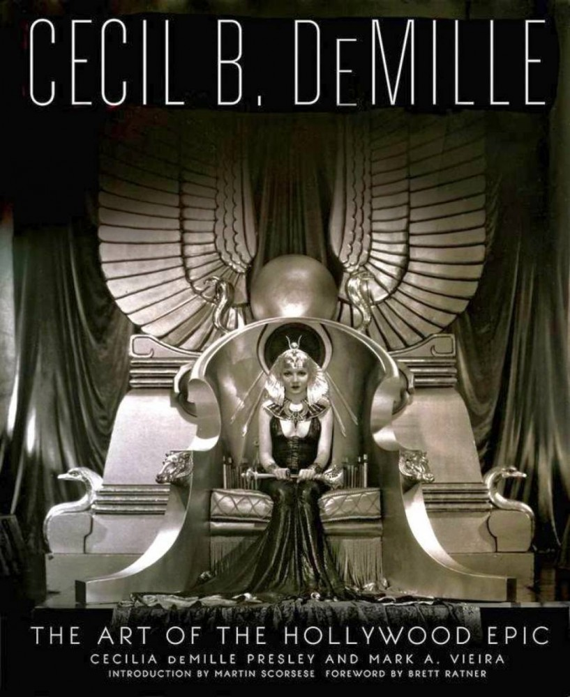 cecil b. demille the art of the hollywood epic 00a
