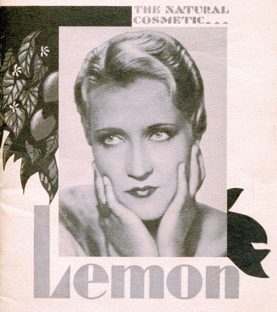 leila hyams lemon the natural cosmetic cover 00a