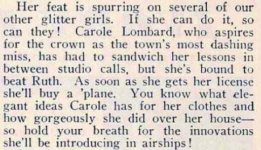 carole lombard screenland october 1935ib