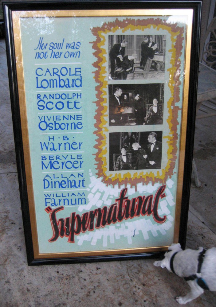 carole lombard supernatural one-sheet 00b