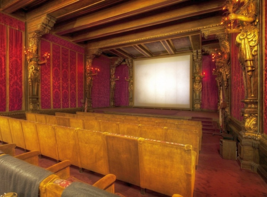 hearst castle movie theater 00a