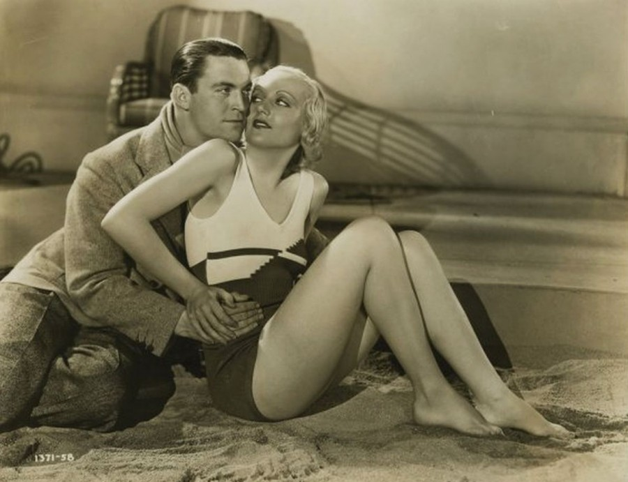 carole lombard sinners in the sun chester morris otto dyar 0a