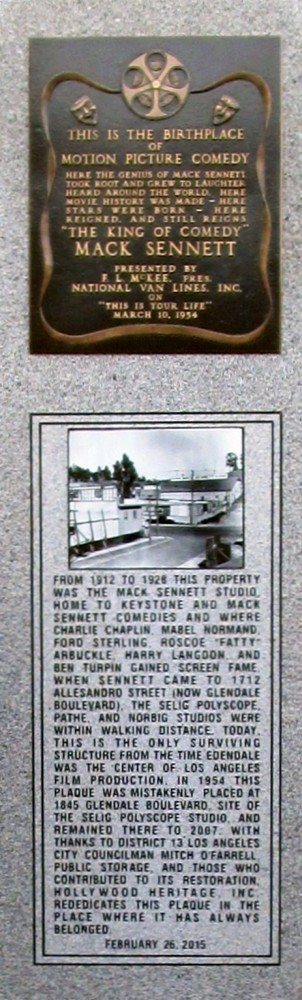022615 mack sennett plaque 12b