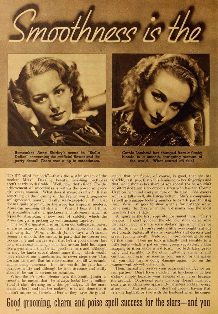 carole lombard modern screen january 1938aa