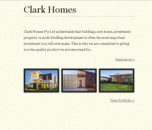 clark homes 2