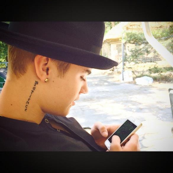 Justin Bieber Hats 2014