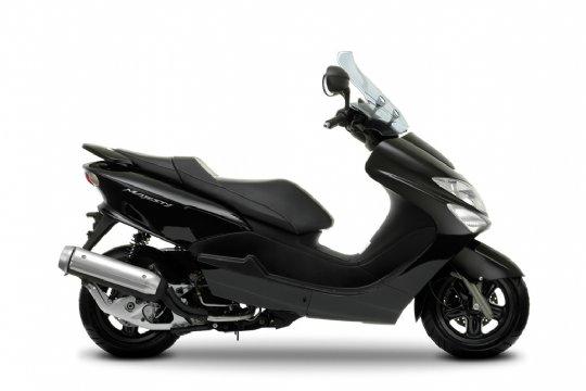 Yamaha Majesty 125 2009