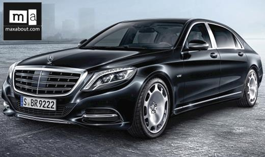 Mercedes Maybach S600 Guard Petrol Price Specs Review