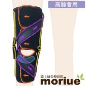 膝サポーター 高齢者 医療用 変形性膝関節症 しっかり固定 簡単装着 ニーケアー・OA3