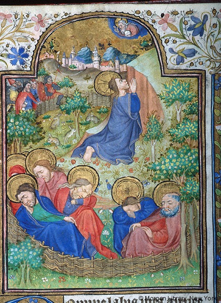 Book Of Hours Ms M 190 Fol 37r Images From Medieval