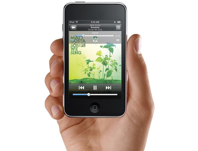 iPod NÃO é iPhone! (1/5)