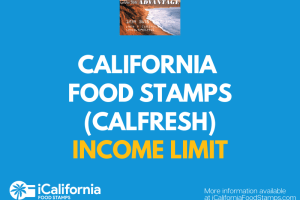 """""""California Food Stamps Income Limit"""""""
