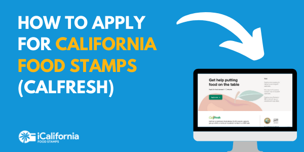 """How to apply for Calfresh"""