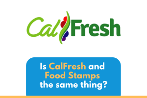 """Is CalFresh Food Stamps"""