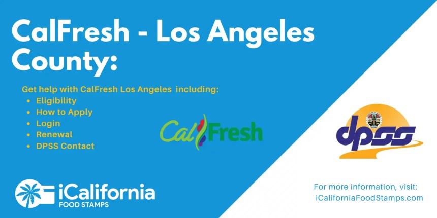 """CalFresh Los Angeles"""