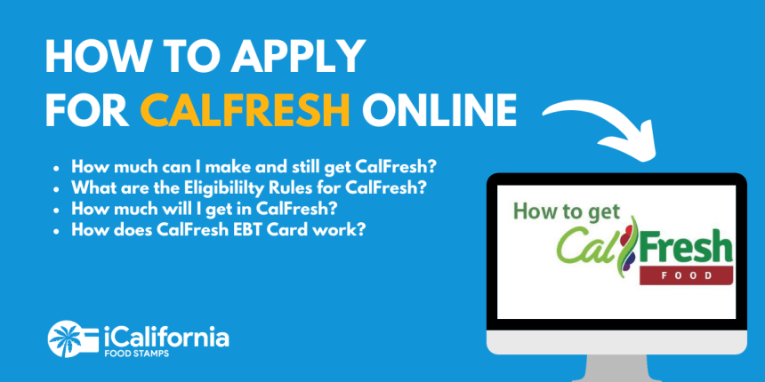 """""""Apply for CalFresh Online"""""""