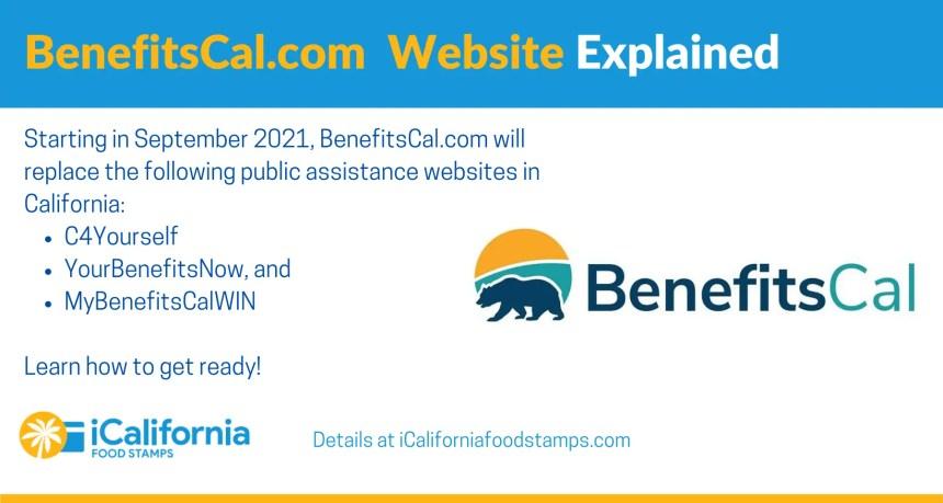 """""""BenefitsCal Website Explained"""""""