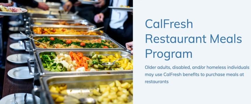 """Alameda County Restaurant Meals Program"""