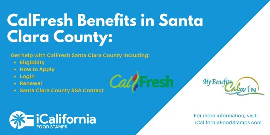 """CalFresh Santa Clara County"""