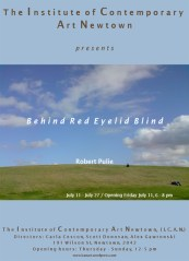 Robert Pulie - Behind Red Eyelid Blind