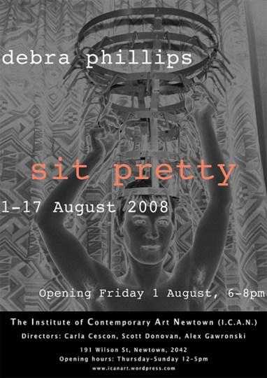 Debra Phillips - Sit Pretty