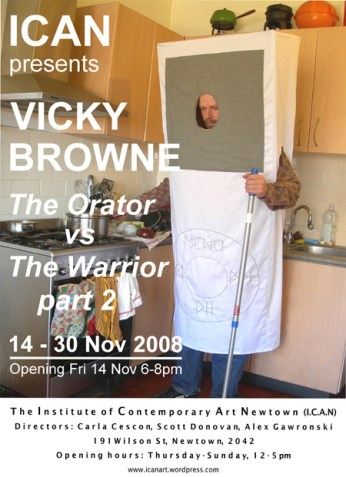 Vicky Brown - The Orator Vs The Warrior (Part 2)