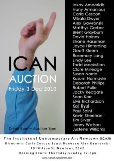 ICAN Auction 2010