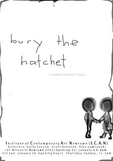Carla Cescon - Bury The Hatchet