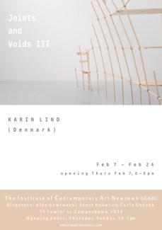 Karin Lind - Joints and Voids III