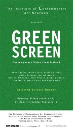 Green Screen - Selected By Kate Murphy