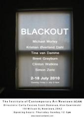 Michael Morley, Kristian Overland Dahl, Tina Van Damme, Brent Grayburn, Clinton Watkins and Simon Zoric - Blackout