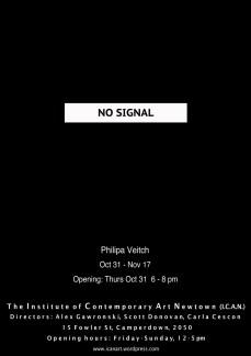 Philipa Veitch - No Signal
