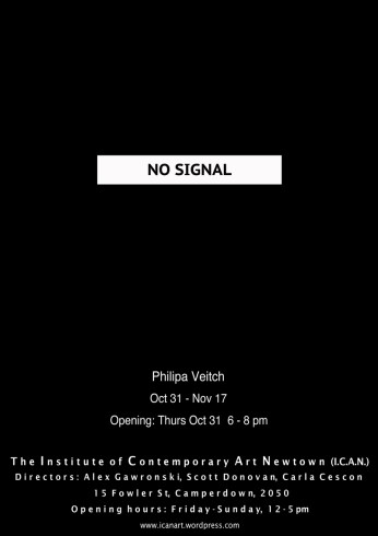 Philipa Veitch - No Signal