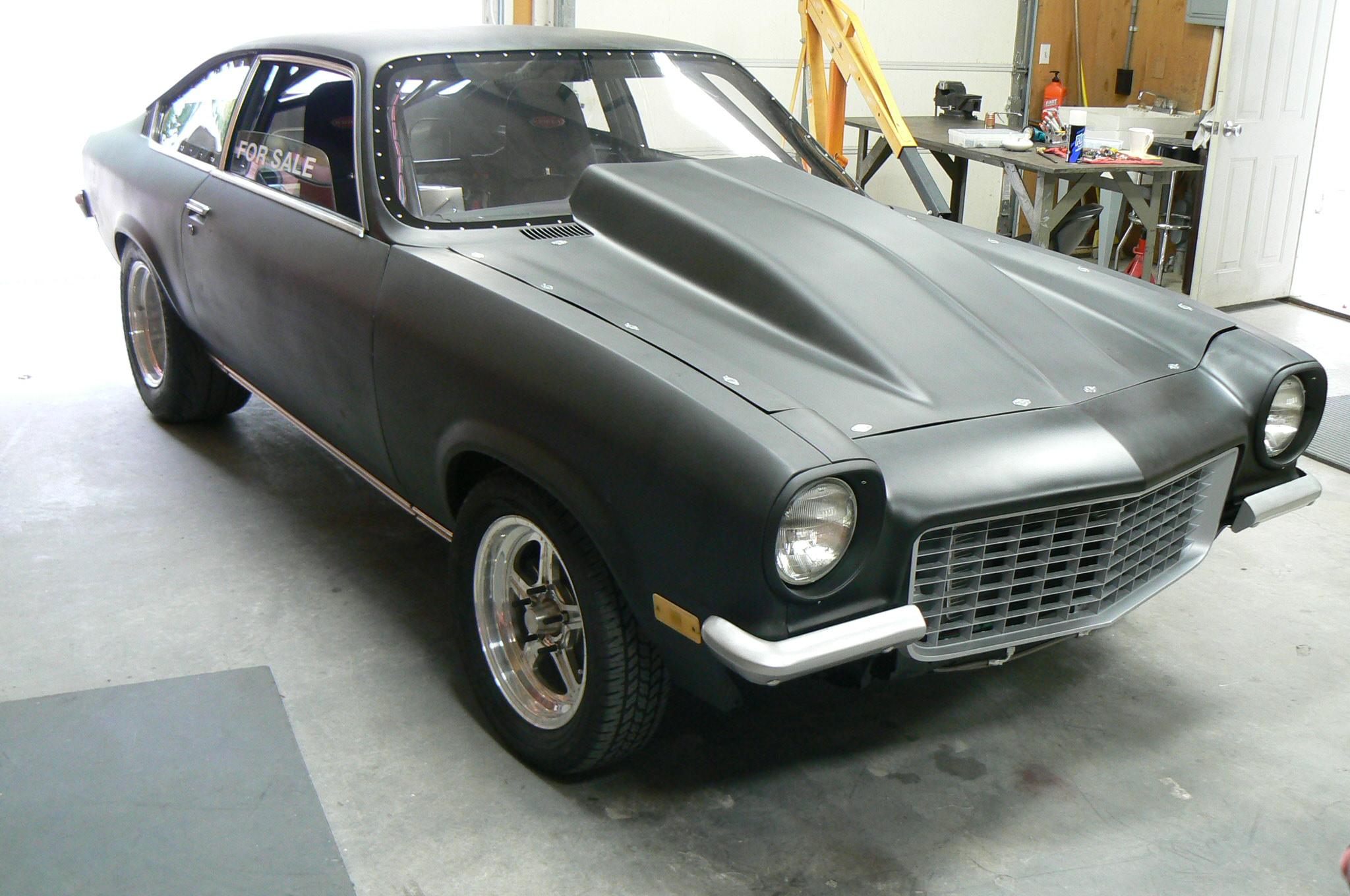 1972 chevy vega street car for sale for Motor cars for sale