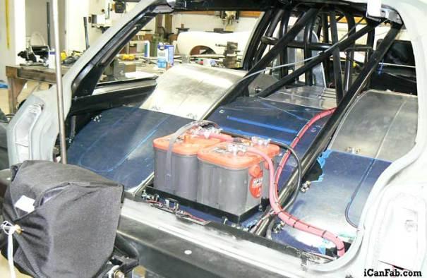 Wiring The Vega Wagon