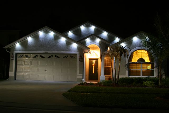 Exterior soffit can lights. recessed lighting outdoor lighting ...