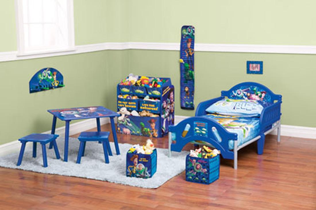Toddler Room Decor Boys
