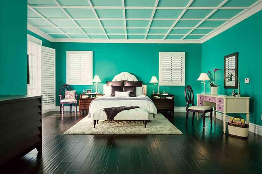 Black And Teal Bedroom Decor IdeasDecor Ideas