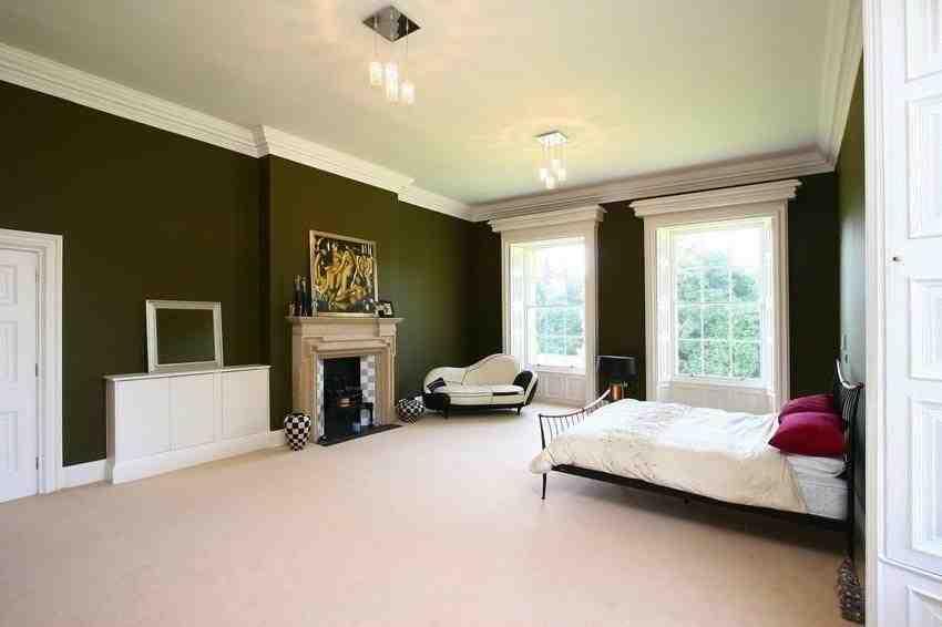 title | Olive Green Bedroom