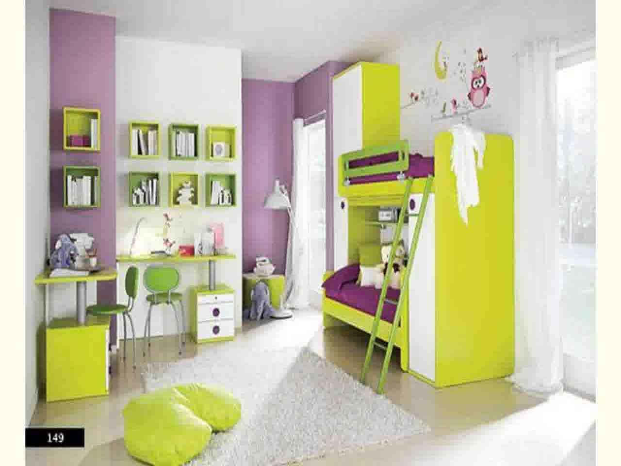 Purple And Green Bedroom Purple And Green Bedroom Decorating Ideas
