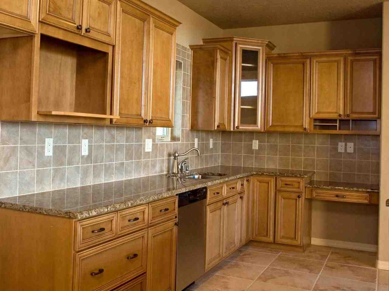 Oak Cabinets Kitchen Ideas