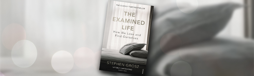 The Examined Life >> The Examined Life By Stephen Grosz I Can Only Blame My Shelf